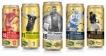 Особая серия чешского пива Starobrno от Heineken оформлена изображениями звёзд спорта.
