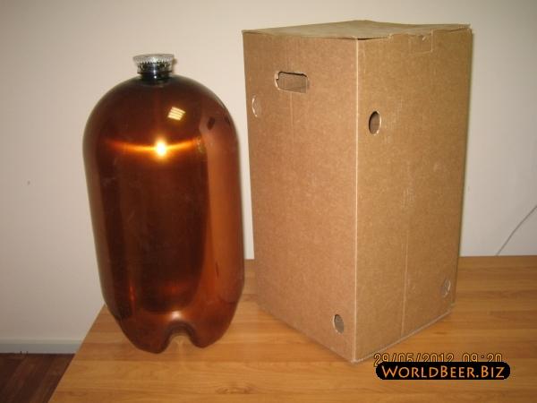 Пластиковые кеги для пива поделки