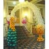 Оформление праздников,  шарами,  тканью,  цветами,  в Алматы