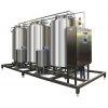 Автоматические станции СIP для мойки и дезинфекции технологического оборудования