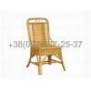 Плетеная мебель для летних площадок и террас