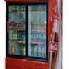 холодильник - витрину Coca Cola,   FRIGOREX FV-1200