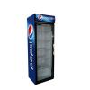 Холодильный шкаф ECO  ICE STREAM MEDIUM(ПЕПСИ)