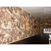 Драпировка стен тканью,  декорирование стен тканью.
