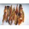 Рыба и морепродукты солено-сушеные в ассортименте