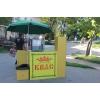 Продажа уличных рол-баров на два сорта пива/кваса