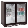Холодильная витрина для напитков и пива