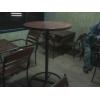 стол для кафе бара